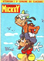 Le journal de Mickey 507 Magazine
