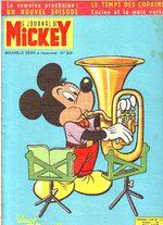 Le journal de Mickey 544 Magazine