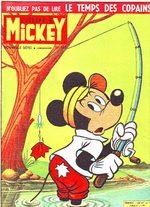 Le journal de Mickey 547 Magazine