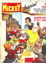 Le journal de Mickey 550 Magazine