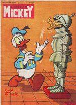 Le journal de Mickey 524 Magazine