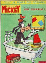 Le journal de Mickey 542 Magazine