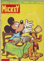 Le journal de Mickey 553 Magazine