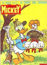 Le journal de Mickey 558 Magazine