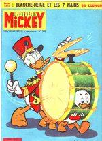 Le journal de Mickey 562 Magazine
