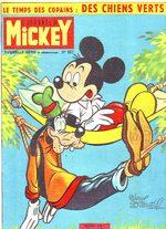 Le journal de Mickey 567 Magazine