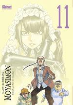 Moyasimon 11 Manga