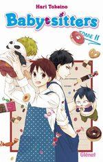 Baby-Sitters 11 Manga