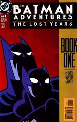 The Batman Adventures - The Lost Years 1