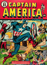 Captain America Comics # 11