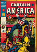 Captain America Comics # 14