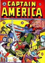 Captain America Comics # 18