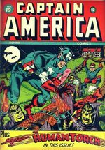 Captain America Comics # 19