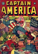 Captain America Comics # 24