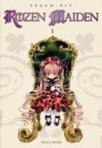 Rozen Maiden 1 Manga