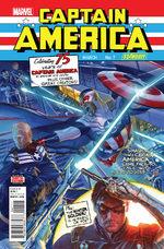 Sam Wilson - Captain America # 7