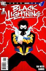 Black Lightning - Year One 1
