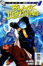 Black Lightning - Year One 2