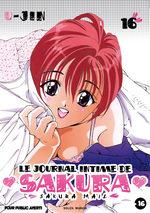 Le Journal Intime de Sakura 16 Manga