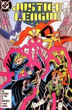 Justice League 2 Comics