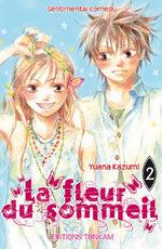 La fleur du sommeil T.2 Manga