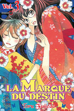 La marque du destin 3 Manga