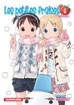 Les Petites Fraises 6 Manga