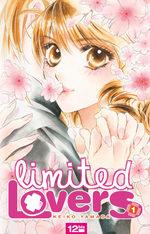 Limited Lovers 1 Manga