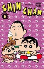 Shin Chan 9 Manga