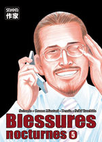 Blessures nocturnes 5 Manga