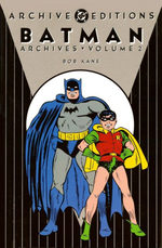 Batman Archives # 2