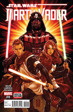 Star Wars - Darth Vader # 19