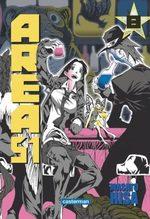 Area 51 8 Manga