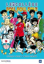 Kimengumi 9 Manga