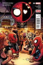 Spider-Man / Deadpool # 4