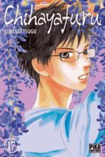 Chihayafuru 17 Manga