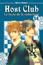 Host Club - Le Lycée de la Séduction 14 Manga