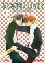 Nosatsu Junkie 8 Manga