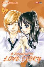 A Romantic Love Story 5 Manga