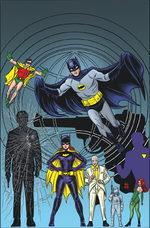 Batman '66 meets the man from U.N.C.L.E. 6