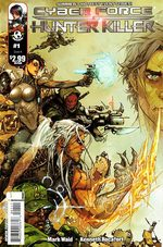 Cyber Force / Hunter-Killer 1 Comics