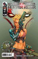 Cyber Force / Hunter-Killer 3 Comics