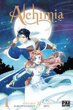 Alchimia 1 Global manga