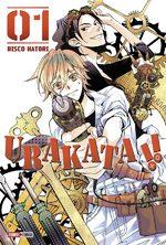 Urakata!! 1 Manga