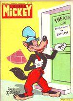 Le journal de Mickey 479 Magazine