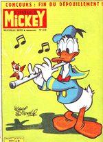 Le journal de Mickey 519 Magazine