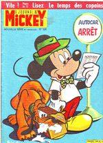 Le journal de Mickey 538 Magazine