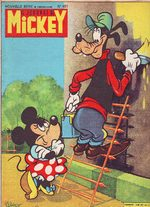 Le journal de Mickey 481 Magazine
