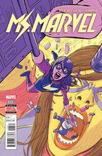 Ms. Marvel # 6