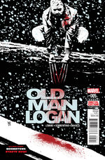 Old Man Logan # 5